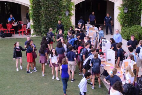 Annual Club Fair provides opportunities to join extracurricular groups