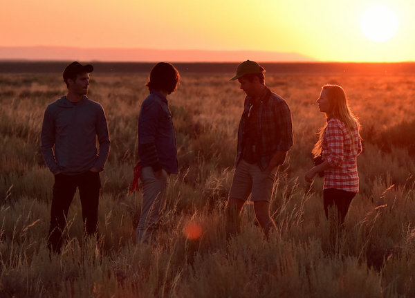 River Whyless' 2018 album