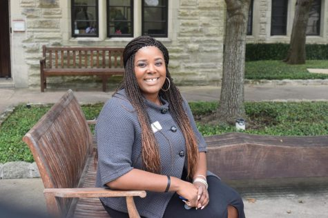 Class Act: Academic Support Coordinator Angela Anderson