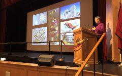 Book Fair Assembly highlights creativity