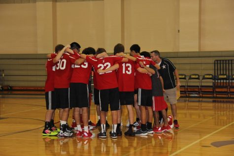 Boys' volleyball travels to Austin for consecutive games