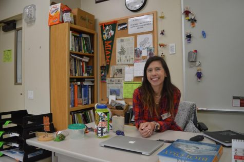Class Act: Biology and chemistry teacher Emily Estes