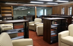 Video: Library renovations almost complete