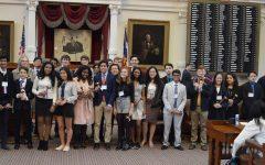 Austin debate convention encourages public speaking, exposes students to politics
