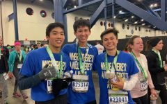 Students run Houston Half Marathon in honor of Will McKone ('20)