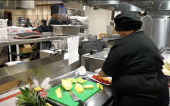 Video: Behind the scenes of the Great Hall kitchen