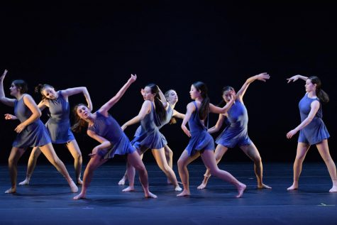 Dancers exhibit creativity at delayed choreography showcase