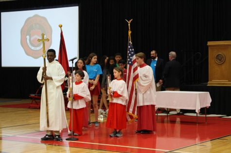 All-School Chapel highlights Statement on Community and Inclusion