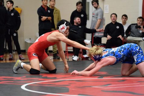 Winter SPC Recap: Wrestling wins post-season tournaments, earns first All-American honors
