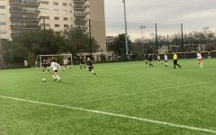 Basketball, soccer take on Falcons in final counter games