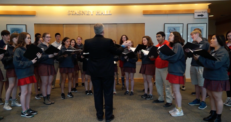 Special Music: Kantorei performs