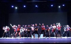 Dance concert features flashback performances