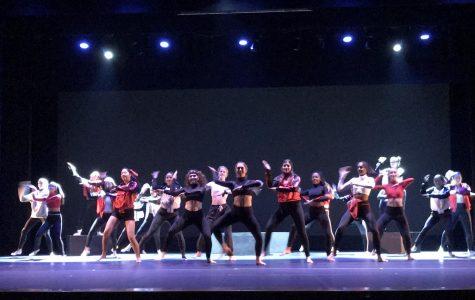 Dance concert features flashback performances