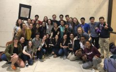 French students win second place at Symposium