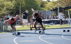 Boys' and girls' track and field set new personal, school records