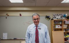 Math teacher Daniel Friedman wins 2019 Lamp of Knowledge Award