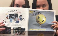 The Review named finalist for Pacemaker award