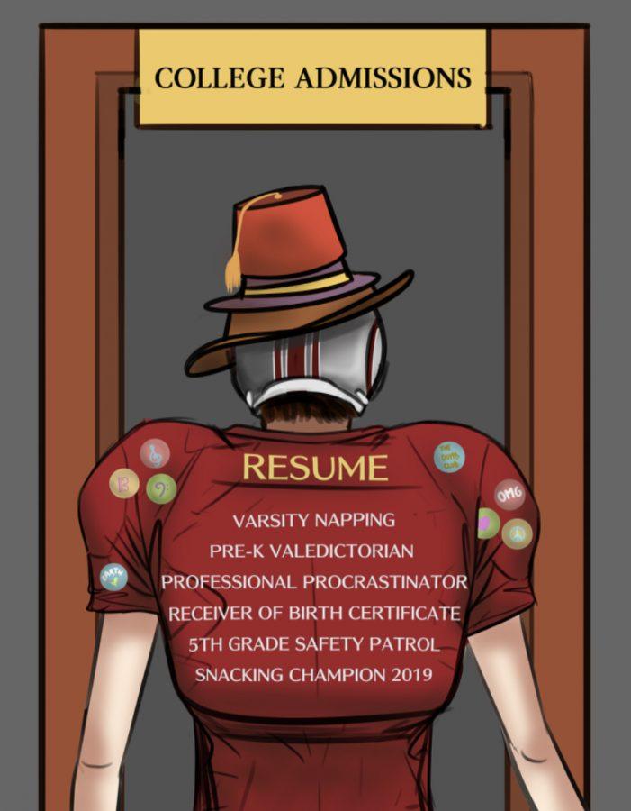 Uncloistered: Resume Padding