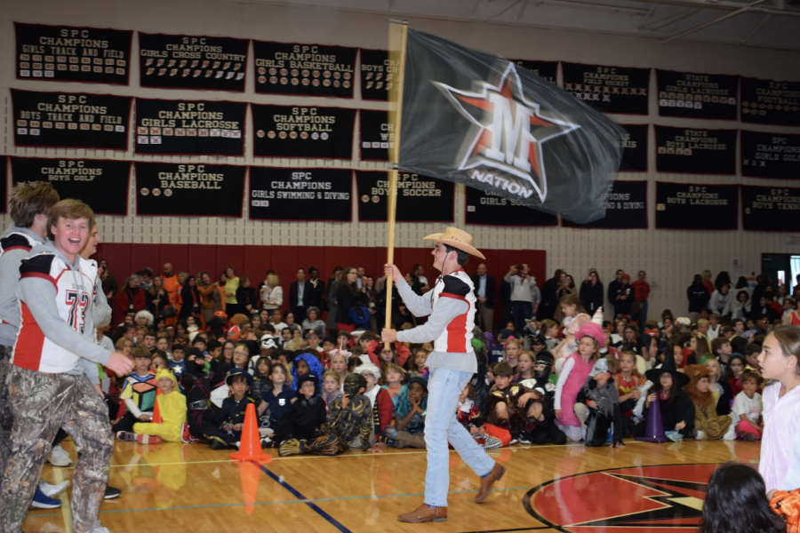 All-School Pep Rally: Photo Gallery