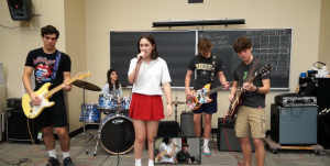 "Special Music: Claremont Heir performs ""Help"""