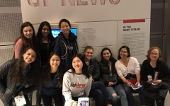 Review editors attend journalism conference in Washington, D.C.