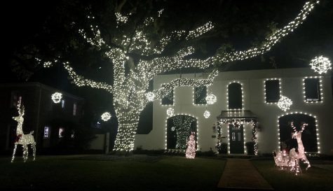 Video: Christmas lights in River Oaks