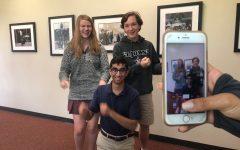 Rise of TikTok: Upper School students adopt trends on social media platform