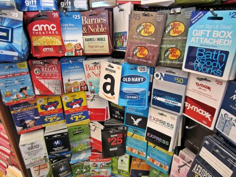 This year, Americans will spend $42 billion on gift cards.