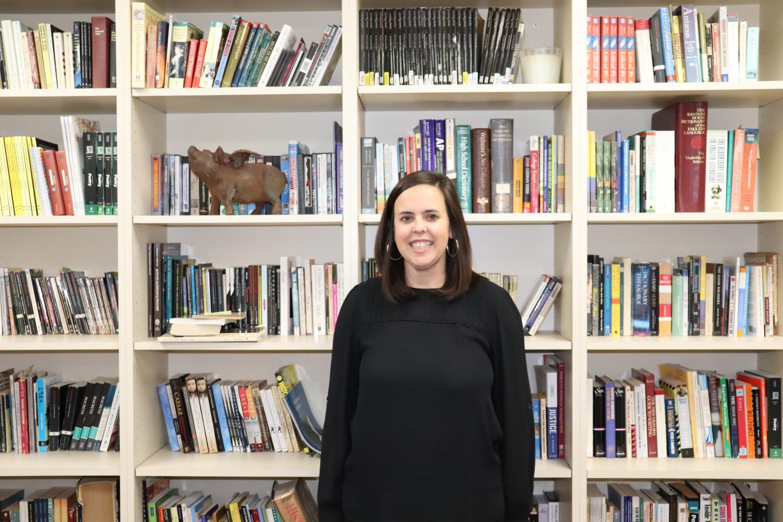 Class Act: English teacher Sarah Jane Keegan
