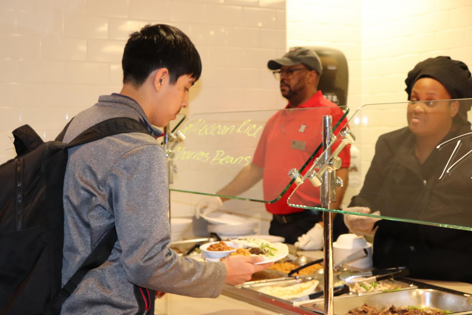 Cafeteria implements eco-friendly initiatives