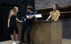 'Cripple of Inishmaan' cast prepares for performance, explores Irish dialect