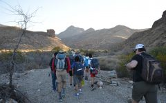 Seniors volunteer to attend annual Big Bend field trip as counselors