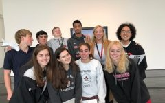 French classes visit Menil Drawing Institute and Collection