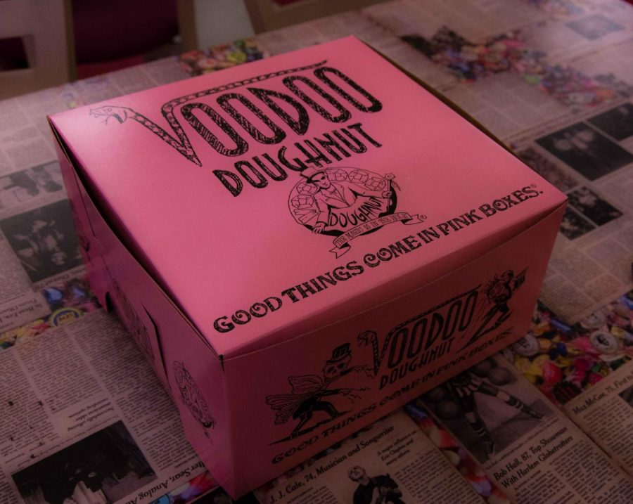 Voodoo Doughnut has opened a new location in The Heights.