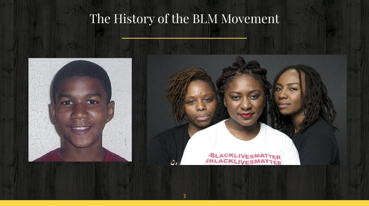 """In their first Summer Series forum, Unity Council representatives focused on the origins of the Black Lives Matter Movement and why """"All Lives Matter"""" is an inappropriate response."""