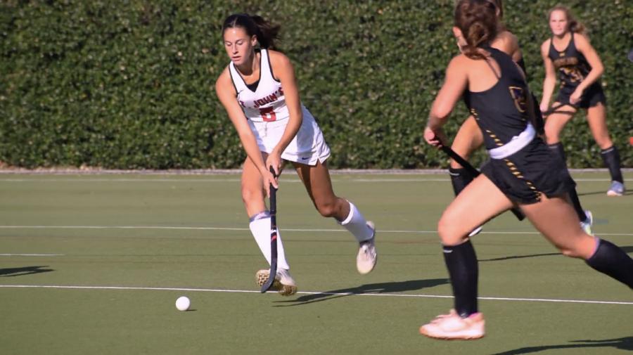 Video: Field hockey plays Kinkaid