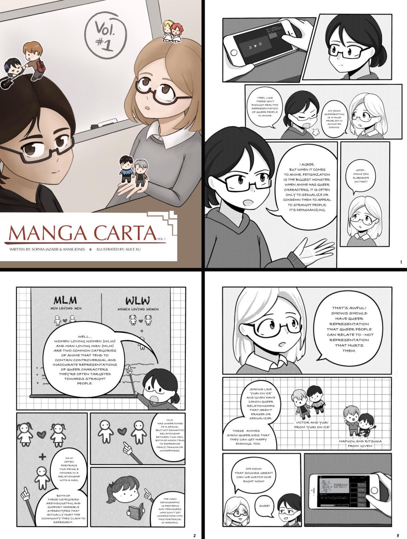 Manga Carta
