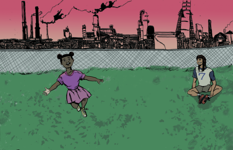 Houston's massive infrastructure upholds its reputation as the stronghold of American oil, but underlying the citys status as an industrial juggernaut is a tortured legacy of environmental racism.