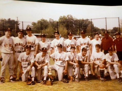 In 1991, the St. John's Rebels beat the Episcopal Knights to win the Southwest Preparatory Conference baseball championship.