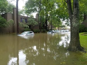 Constant downpour during Hurricane Harvey flooded many streets and produced more than 60 inches of rain.