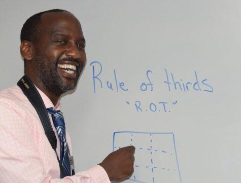 Tendai Mufuka teaches history and photography.