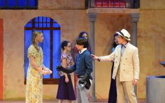 Much Ado About Nothing premiered on Oct. 14, after weeks of rehearsal and difficulties with Hurricane Nicholas.