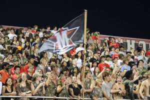 """The Mavs beat Episcopal for the first time since 2011 to move to 6-0 for the season. """"It felt electric — being able to keep the student section engaged in the game was huge,"""" senior Christopher Means said."""