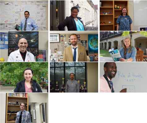 Learn about new faculty members for the 2021-2022 school year through individual Q&As.